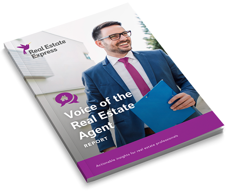 Cover of Agent Insights Voice of Real Estate Agent